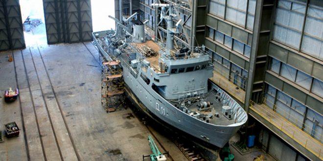 Regresan astilleros navales argentinos después de 10 años