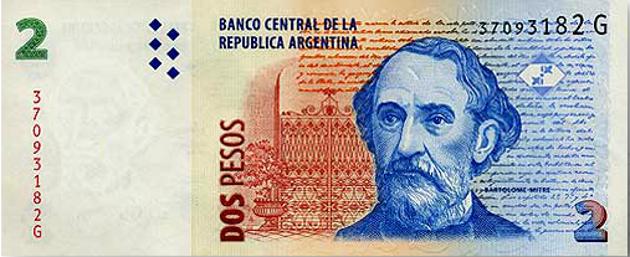 El billete de $2 dejará de circular a partir del 27 de abril