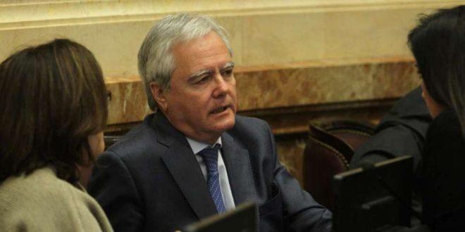 "Pinedo: ""Ni Cristina Kirchner, ni Moyano, ni Rodríguez Saá son el futuro del peronismo"""