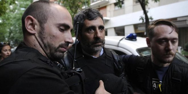 Ordenan liberar Roberto Baratta, la mano derecha de Julio De Vido
