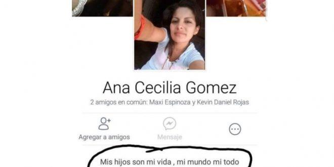 El perfil de Facebook de la madre que mató a su hijo y lo tiró al río
