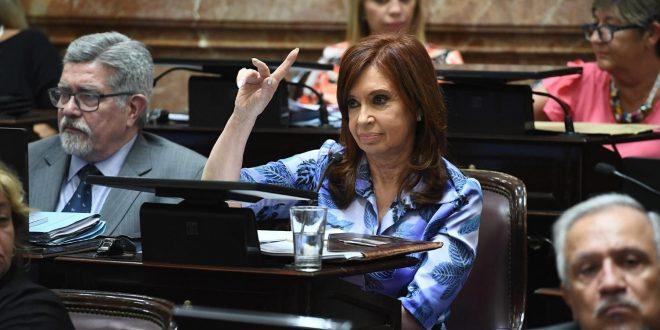 Cristina Kirchner presentó un proyecto para prohibir las cuentas off shore de funcionarios