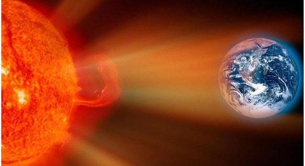 """Se viene una """"tormenta magnética"""" a la Tierra, enterate que consecuencias puede tener"""