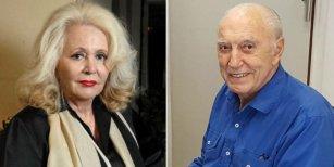 ¿Pinky y Cacho Fontana fueron pareja?