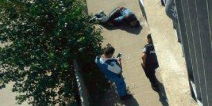 Cerca de donde asesinaron al chofer, tiraron de un puente a supuesto ladrón