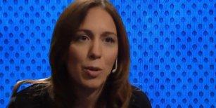 Las definiciones de María Eugenia Vidal sobre el crimen del colectivero, la ética en el Gobierno, el aborto y el amor