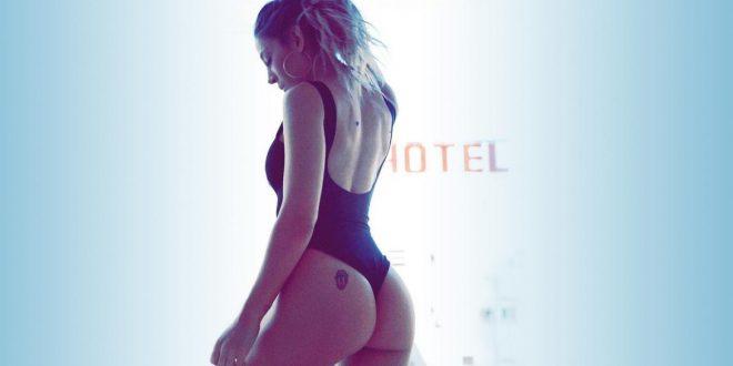 Jimena Barón calentó Instagram con un topless