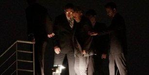 El ex presidente brasileño Lula Da Silva pasó su primera noche detenido en la prisión de Curitiba