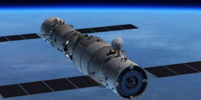 El laboratorio espacial chino cae pulverizado en el Pacífico Sur