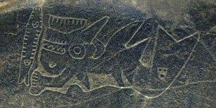 Encuentran jeroglifos ocultos en Perú durante mil años
