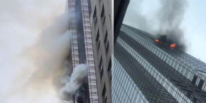Incendio en la Trump Tower en Nueva York: 1 muerto y cuatro heridos