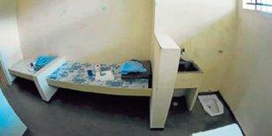 La en la que encerrararon a Lula da Silva en la prisión de Curitiba
