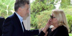Lilita Carrió pidió perdón por los dichos contra Mauricio Macri