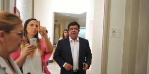 Mientras intervenían el PJ, Fernando Espinoza estuvo con Marcos Peña y con Mauricio Macri