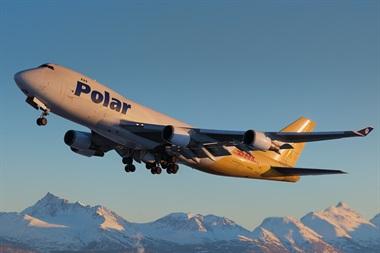 Estos son los vuelos autorizados a Polar Líneas Aéreas