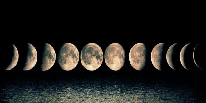 Programá tu mes con las 4 fases de la Luna