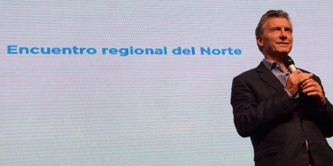 """Macri: """"Todos juntos vamos a llegar"""""""