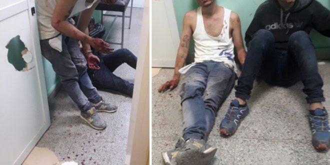 Video: 2 ladrones ingresaron al Hospital de San Pablo y los lincharon