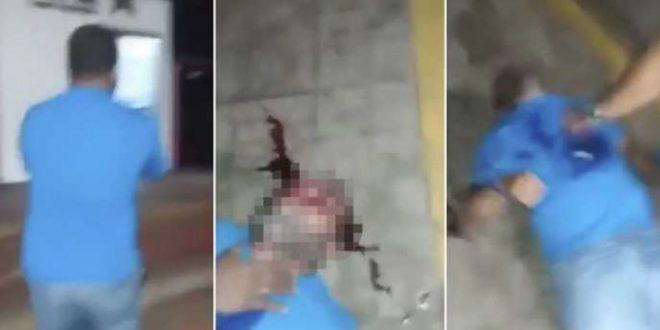 VIDEO: Un periodista muere mientras transmitía por Facebook Live