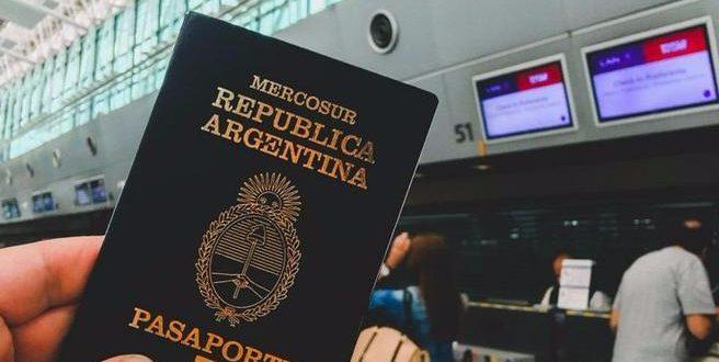 Habrá que pedir autorización para viajar a Europa