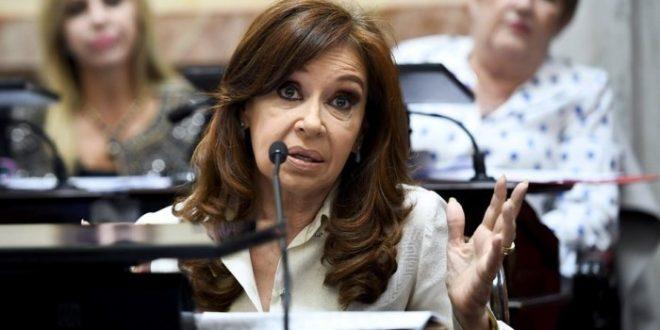 """Cristina Kirchner dice que no será candidata en 2019 salvo que se den estas dos """"excepciones"""""""