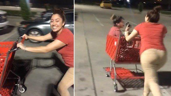 Este es el video por el que despidieron a una empleada de un supermercado