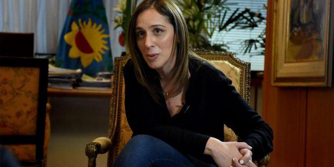 """María Eugenia Vidal: """"El Presidente tenía que pedir financiamiento y no podía reconocer que estábamos fundidos"""""""