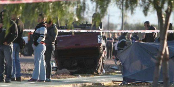 El audio del desesperado pedido policial tras la tragedia en Luján de Cuyo