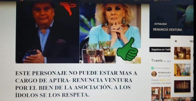 Hackean sitio de APTRA y le dejan un terrible mensaje para Luis Ventura