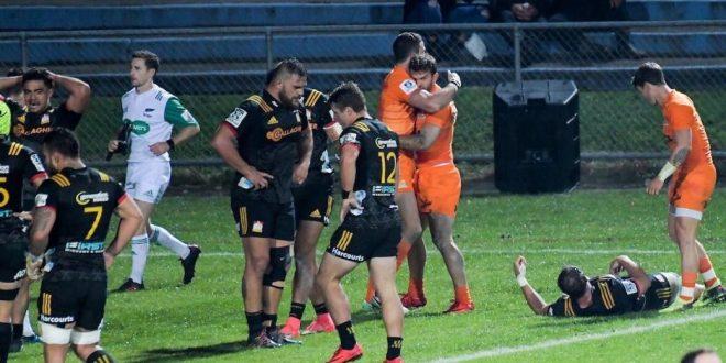 Los Jaguares vencieron a Chiefs en Nueva Zelanda y sumaron su cuarto triunfo en fila
