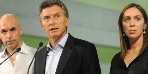 Macri les prometió a Vidal y Larreta que no se paralizarán las obras en marcha