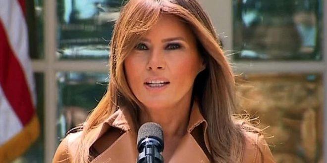 Operaron de urgencia a Melania Trump
