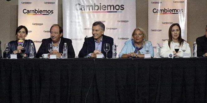 Macri recibirá el respaldo político de la Mesa Nacional de Cambiemos
