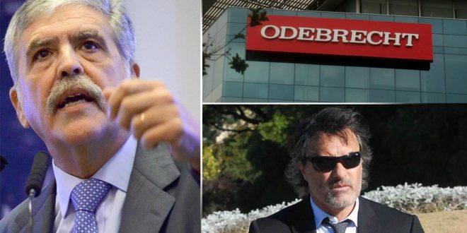 """La Justicia solicitó a Uruguay información bancaria sobre """"Corcho"""" Rodríguez por Odebrecht"""