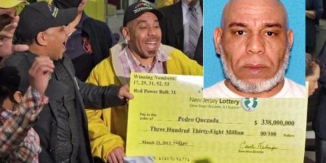 Ganó 338 millones de dólares en la lotería y se arruinó la vida