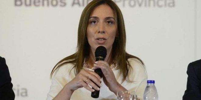 """María Eugenia Vidal: """"Vamos a hacer todas las correcciones que sean necesarias"""""""