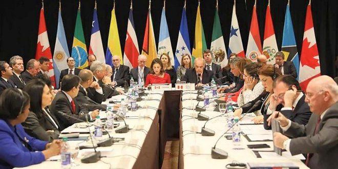 Argentina junto a 15 países más desconocen el triunfo de Maduro y proponen aislar a Venezuela
