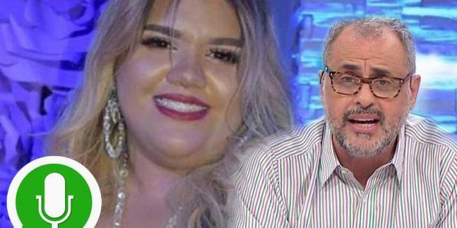 El audio de la discusión entre Jorge Rial y su hija Morena