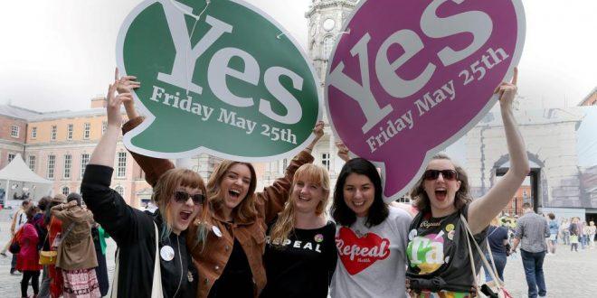 "Irlanda le dice ""sí"" al aborto"