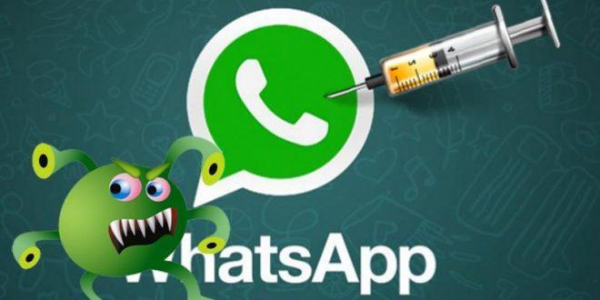 Alerta por un nuevo virus de WhatsApp que puede y robarte fotos