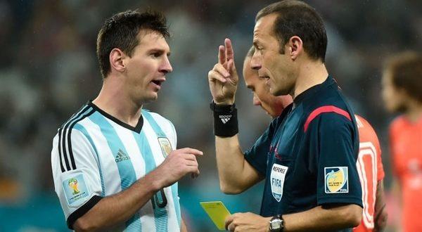 Enterate quien será el árbitro para el partido clave entre Argentina y Nigeria