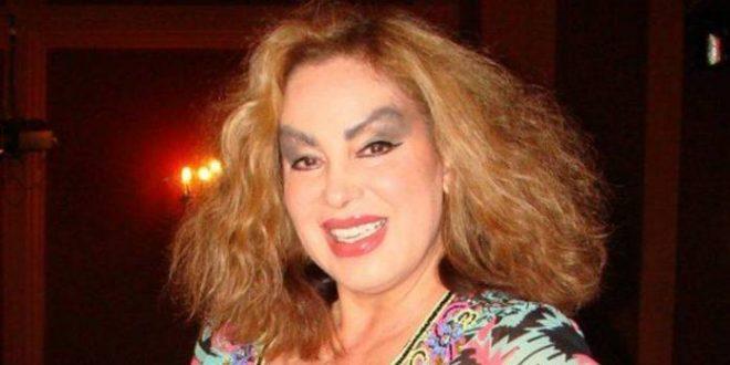 La foto de Beatriz Salomón internada en el hospital Fernández