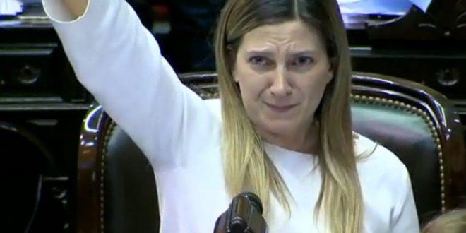 Video: El emocionante discurso de la diputada Silvia Lospennato