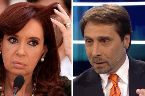 Video imperdible : Feinmann contó detalles exclusivos de su audiencia con Cristina Kirchner