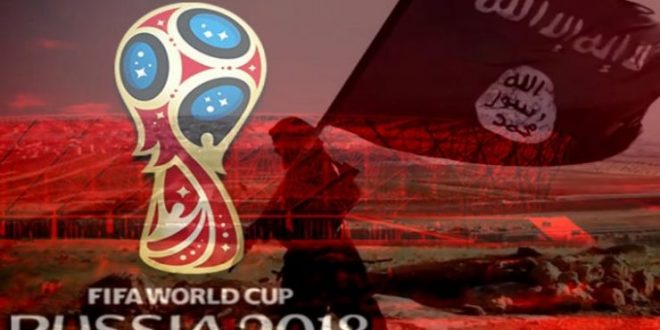 ISIS amenaza con bombardear estadios durante el Mundial