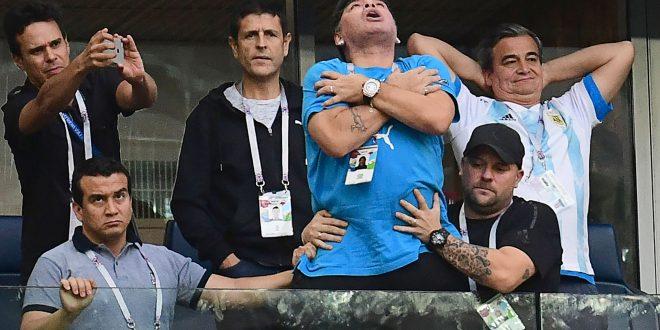 La cifra simbólica que le paga la FIFA a Diego Maradona por cada evento en el que participa
