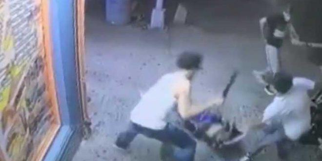 Lo asesinan a machetazos por un ajuste de cuentas pero se equivocaron de víctima