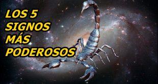 Estos son los signos más fuertes del zodiaco