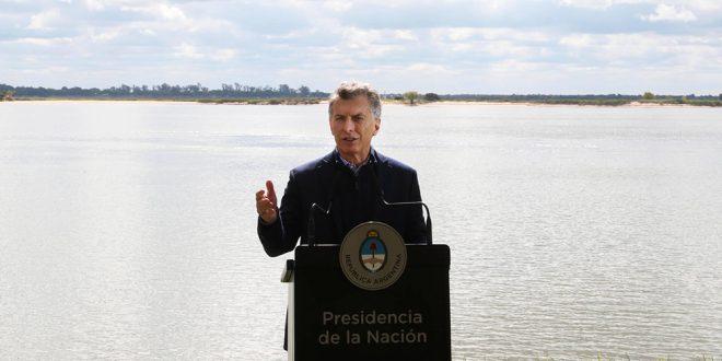 Macri anunció un plan de forestación que posibilitará la creación de 100 mil empleos