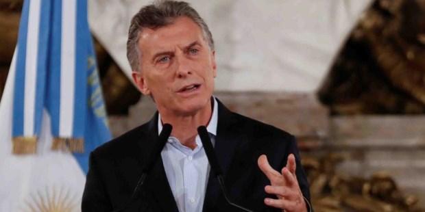 Mauricio Macri tiene un quiste pancreático benigno